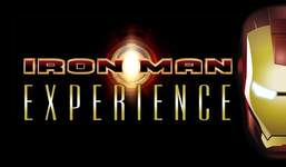 Small hd16 iron man experience logo